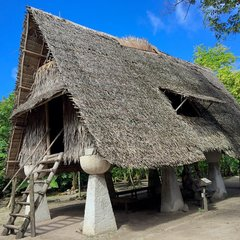 Island chieftain home