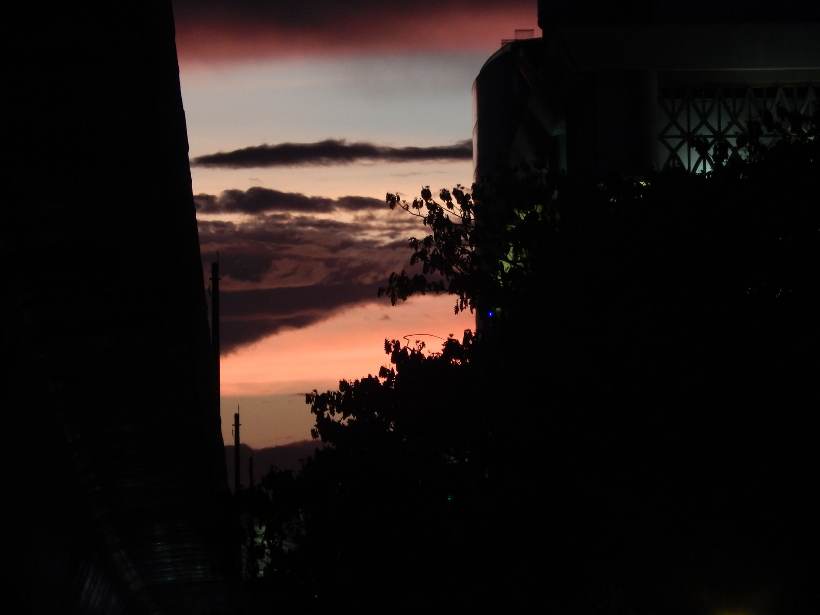 Bangkok Sunset 2013