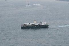Star Ferry Crossing Victoria Harbor