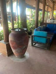 Reception Area At Our Resort